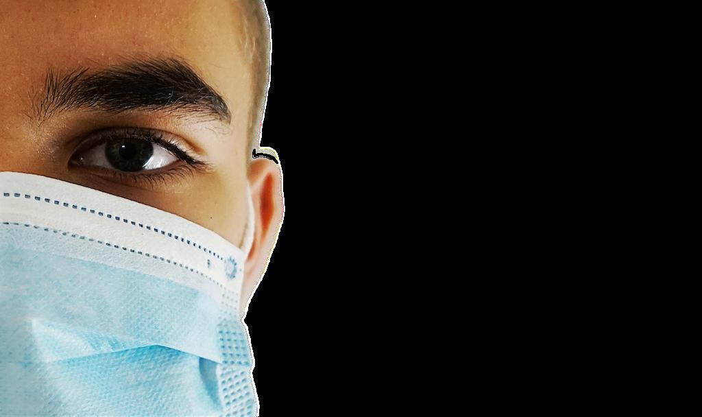cancer et covid : le port du masque est recommandé en cas de rassemblement
