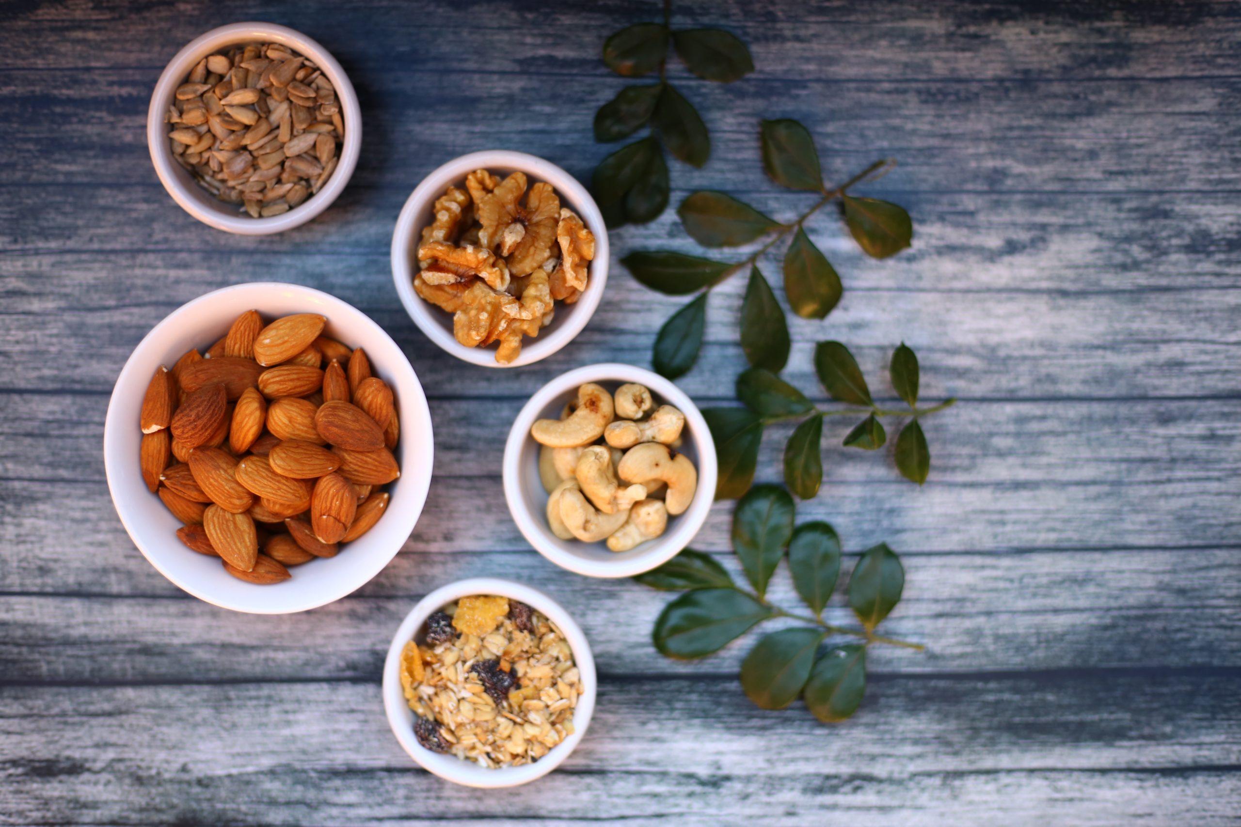 chimio et perte de poids : privilégiez les céréales et les fruits secs